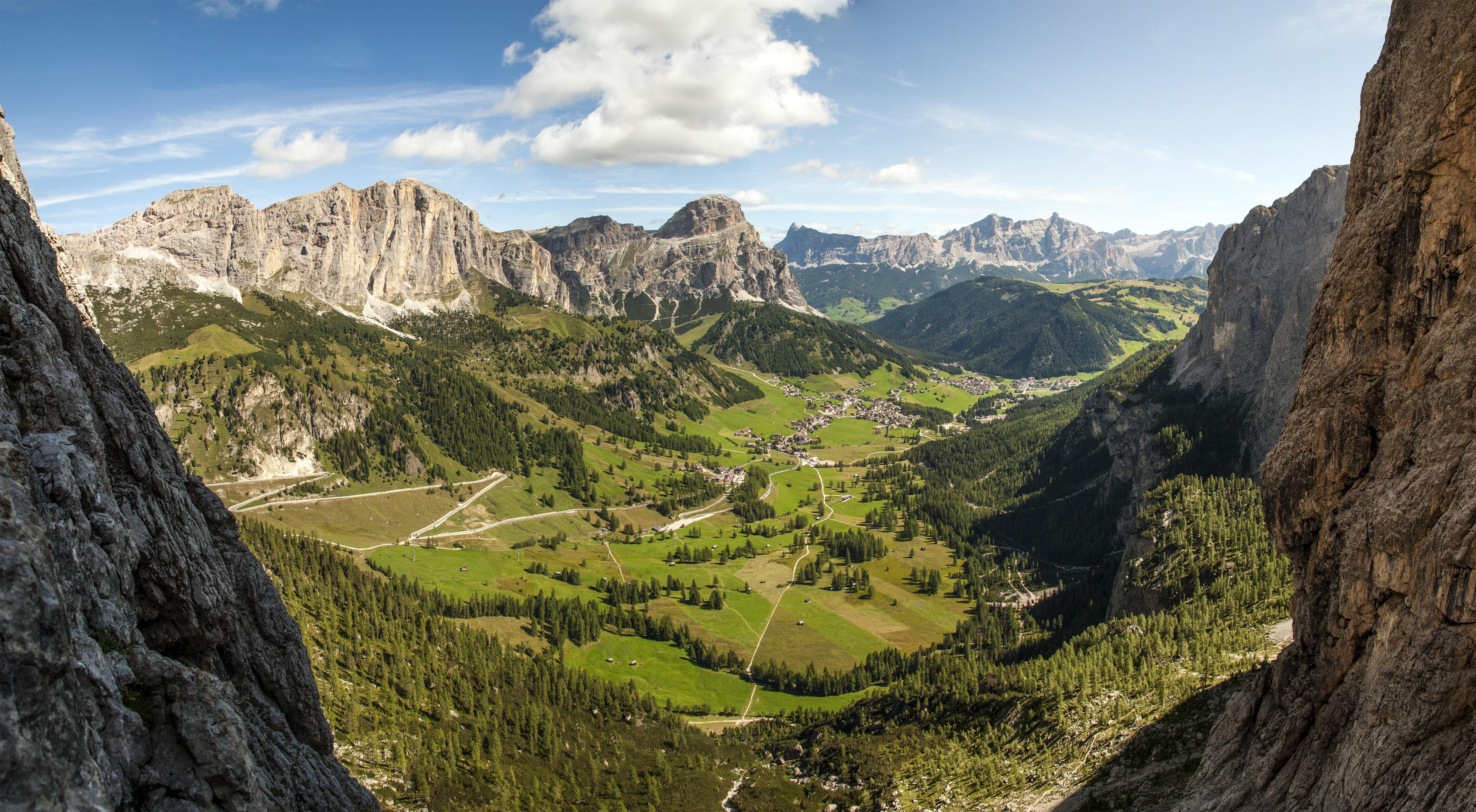 Klettersteig Pisciadu : Pisciadù klettersteig wgm picture