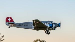 Junkers Ju 52/3m (HB-HOT) auch Tante Ju genannt (HB-HOT) Ju-Air in Oberschleißheim