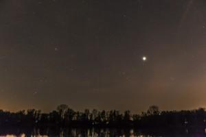 Orion - Hyaden - Venus - Plejaden - Sternbilder