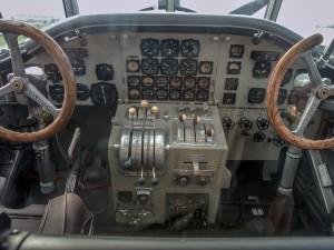 Junkers Ju 52/3m (D-ANOY) auch Tante Ju genannt (D-ANOY) der Lufthansa im Besucherpark Flughafen München