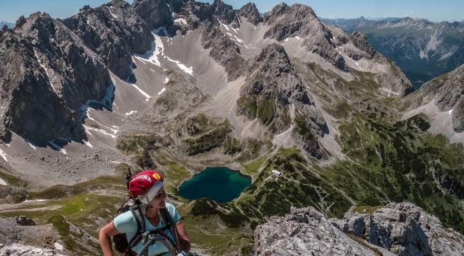 Klettersteig Tajakante