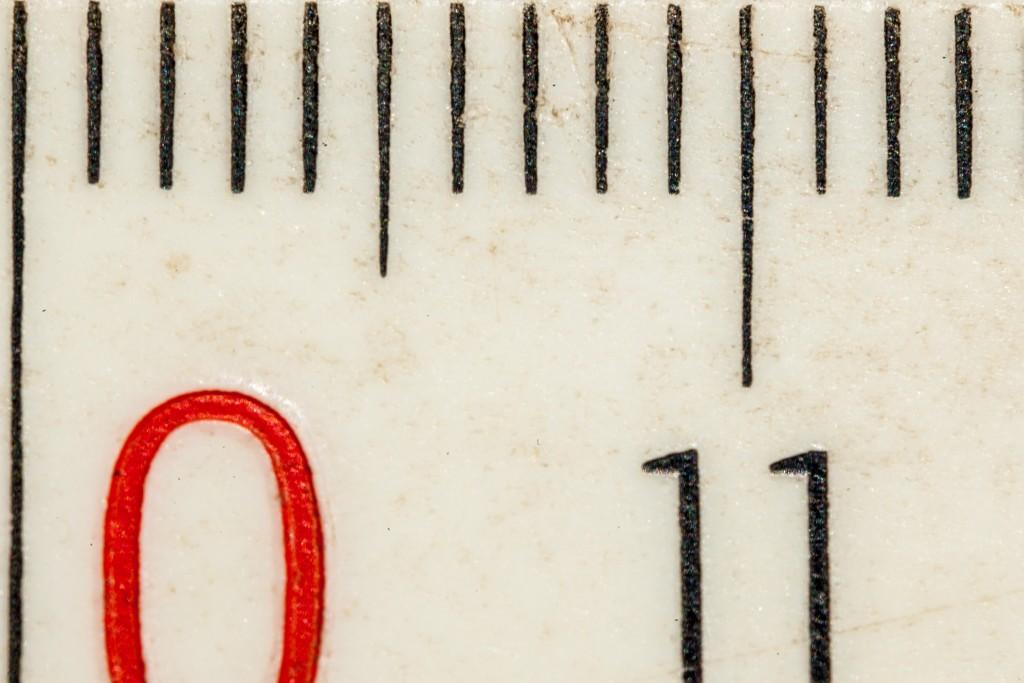 14 mm Formatfüllend