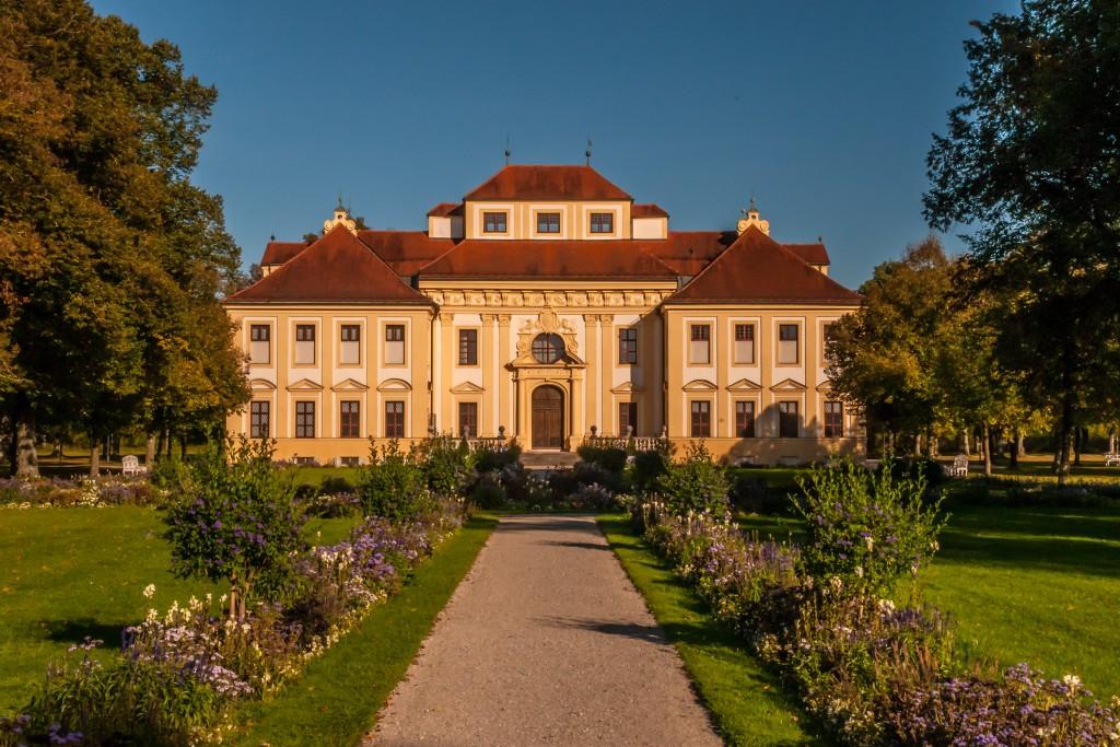 Schlosspark Schleißheim 2