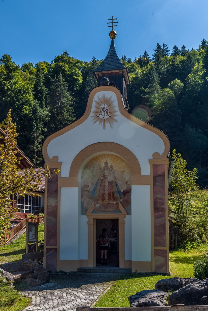 Kapelle in Hammersbach