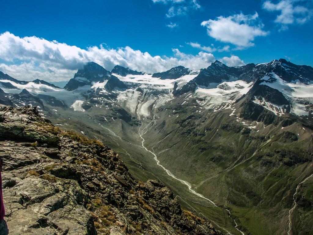 Das Ochsental in der Silvretta