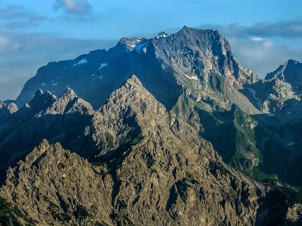 Rote Wand (2704 m)