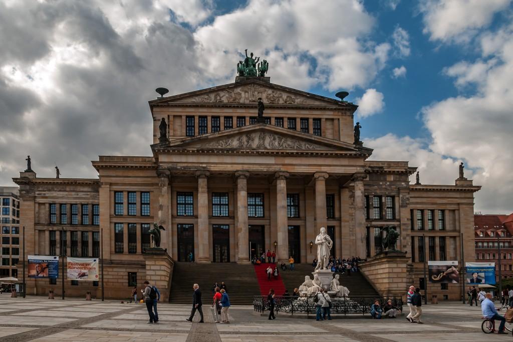 Konzerthaus in Berlin