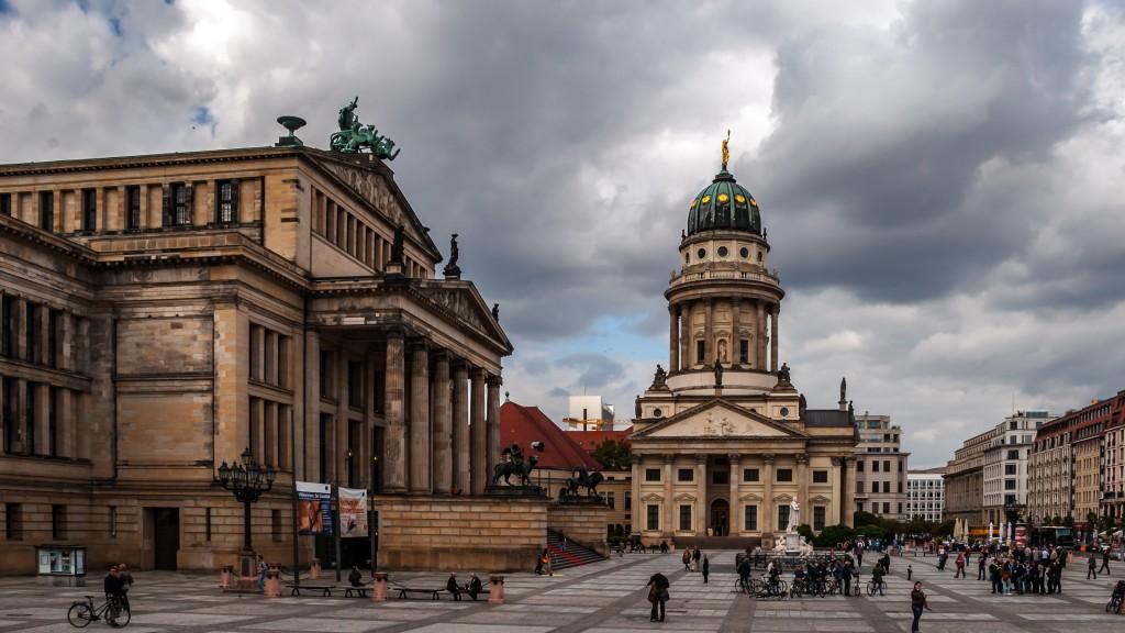 Französische Friedrichstadtkirche in Berlin