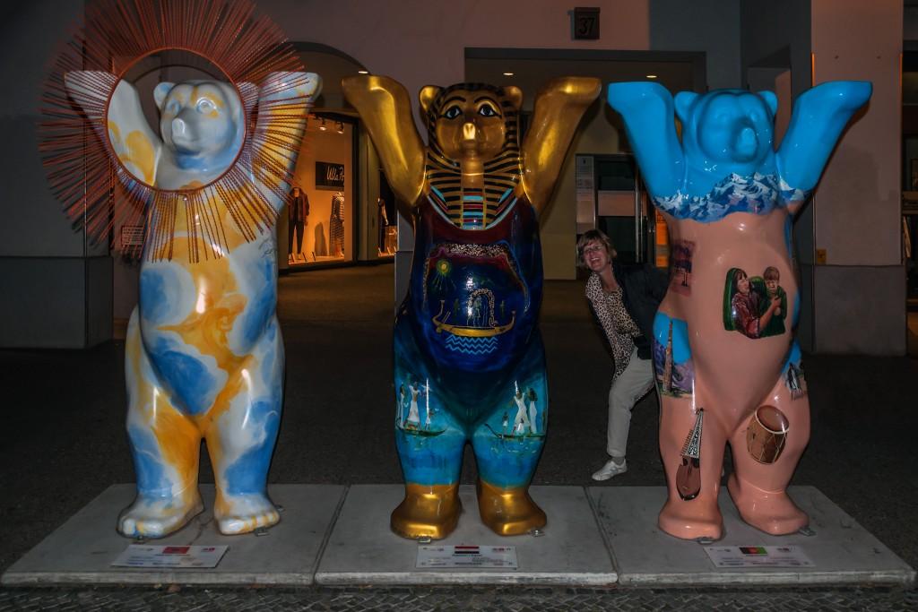 Bärenspaß am Ku'damm Berlin