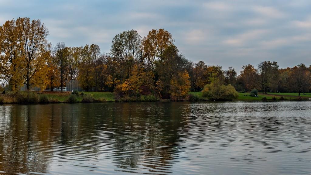 Herbst am Karlsfelder See 1 Panorama-Vorschaubild