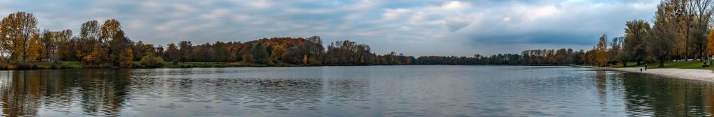 Herbst am Karlsfelder See 1 160°-Panorama