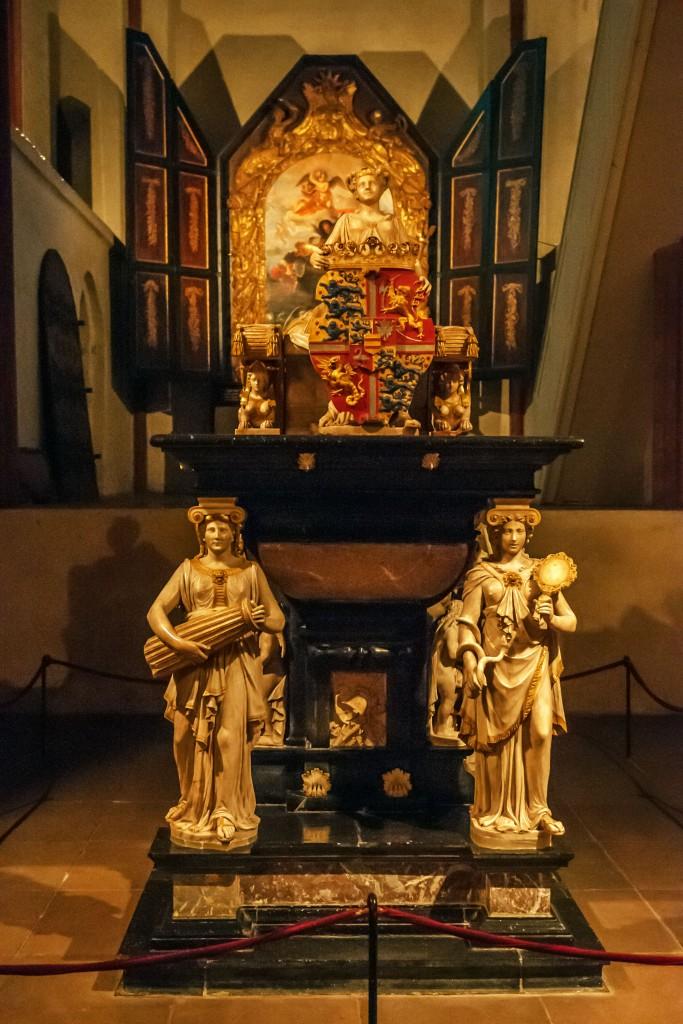Im St.-Petri-Dom zu Schleswig