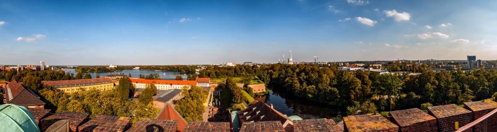 Zitadellen-Panorama