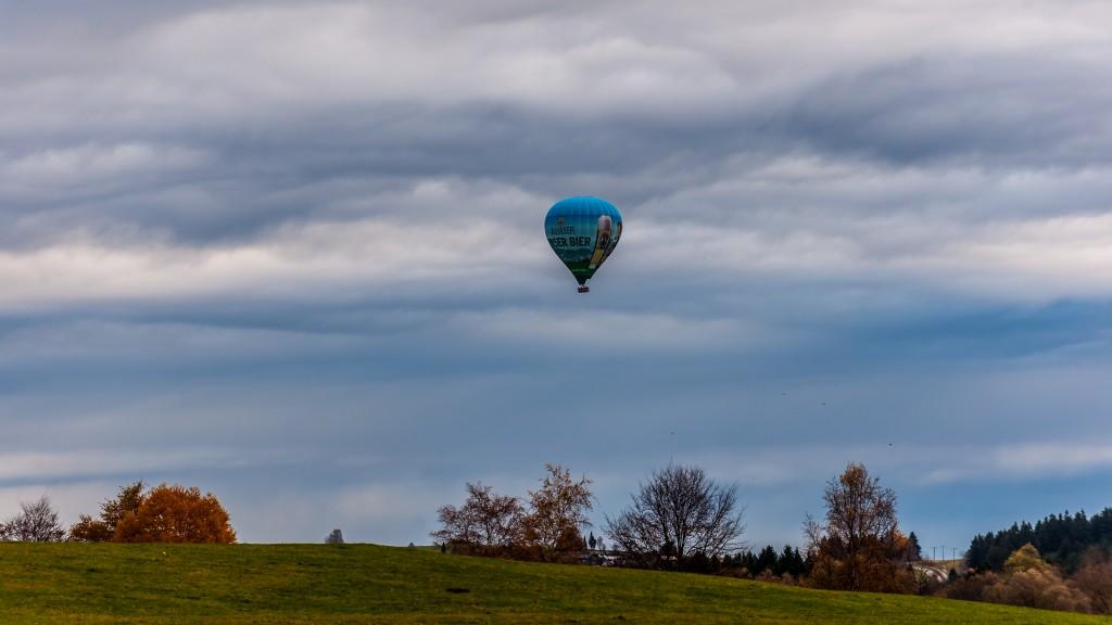 "Heißluftballon: ""Die Reise"""