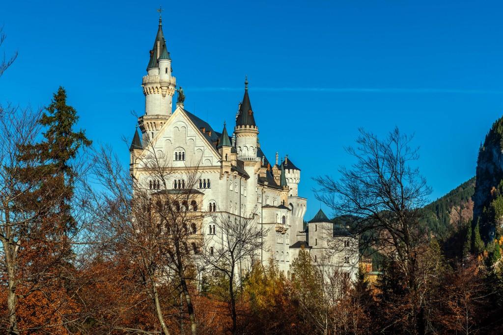 Schloss Neuschwanstein 3