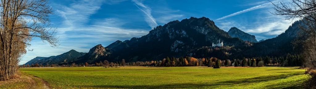 Tegelberg Panorama