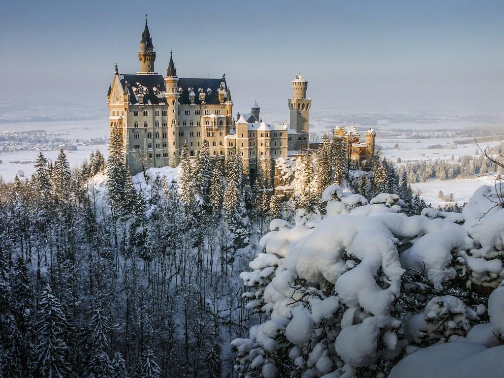 Schloss Neuschwanstein 1