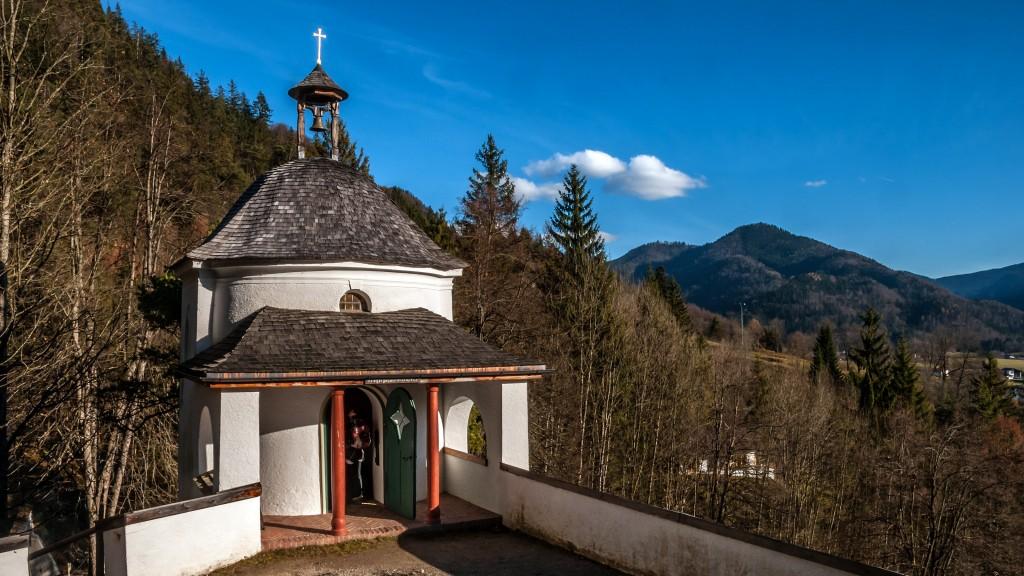 Kriegerkapelle bei Reit i. Winkl