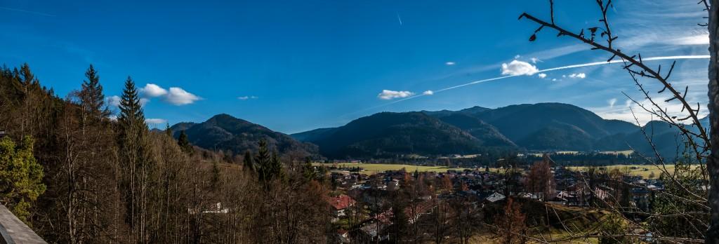 Panorama Reit im Winkl