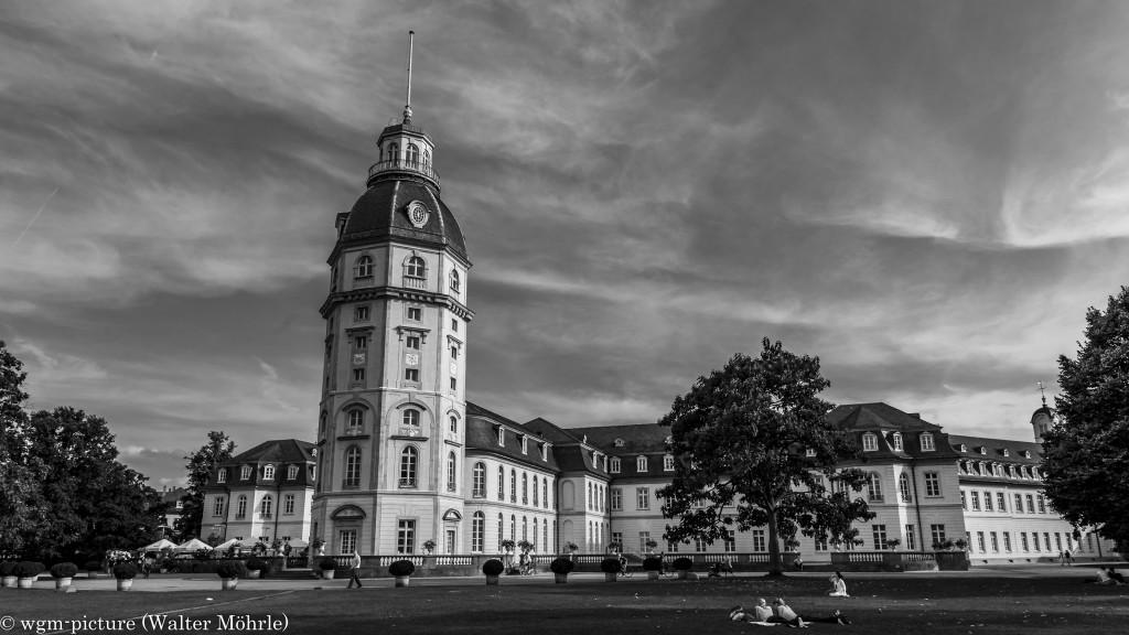 Schloss Karlsruhe 2