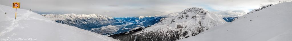 Axamer Lizum - Panorama
