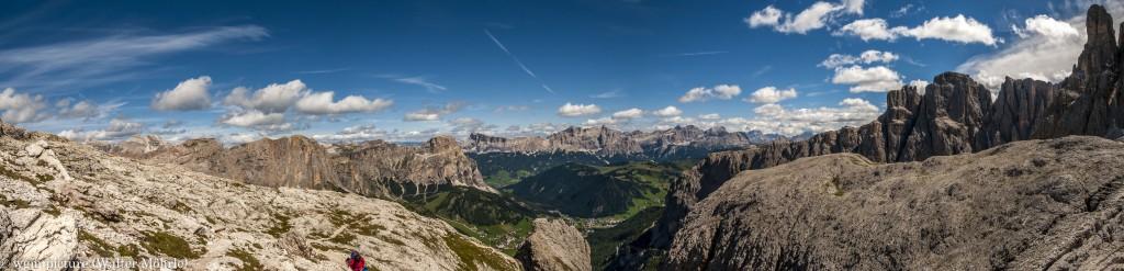 Pisciadù-Panorama