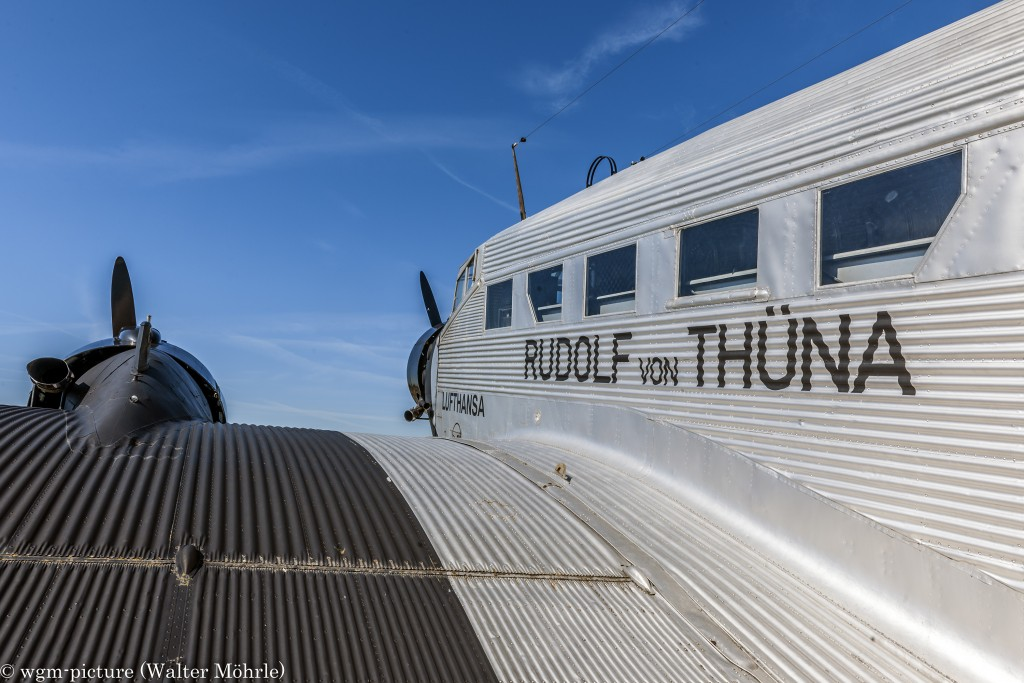 Junkers Ju 52/3m (D-ANOY) - 2