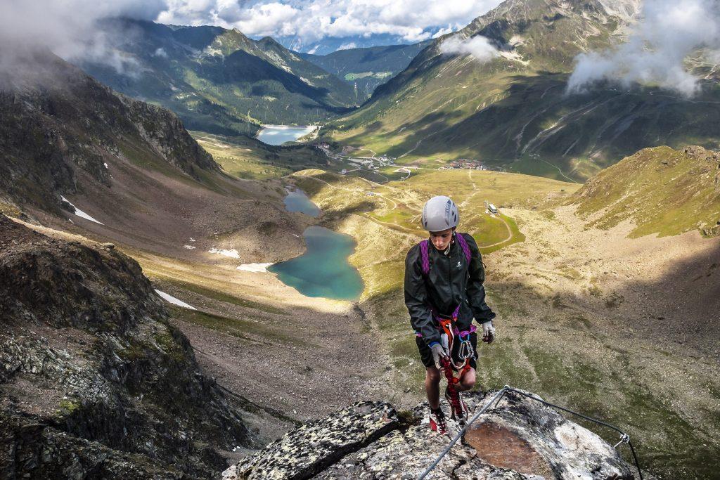 Kühtai Panorama Klettersteig