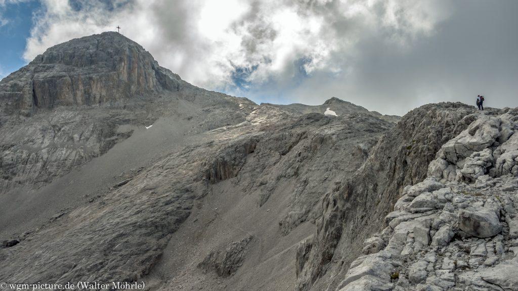 Gipfelanstieg auf die Sulzfluh (2818 m)