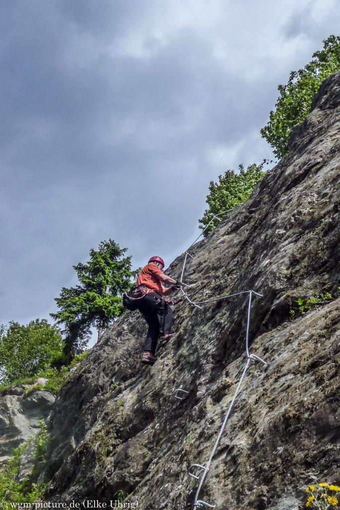 Talbach Klettersteig