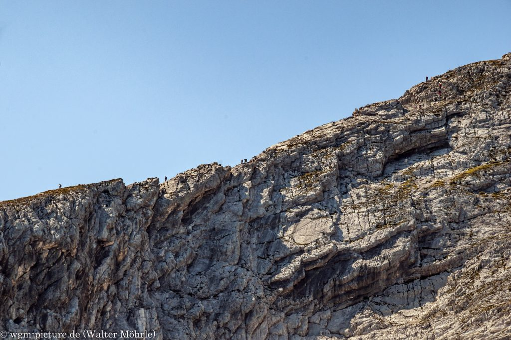 Alpspitzpanorama - Ostgrat