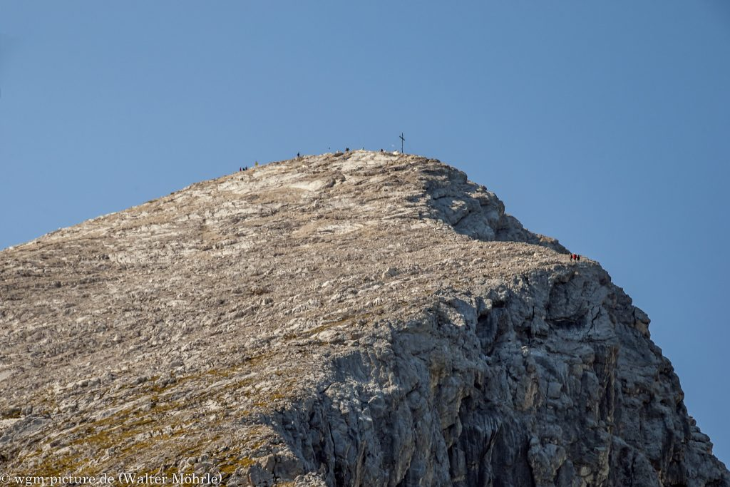 Alpspitzpanorama - Alpdspitzgipfel
