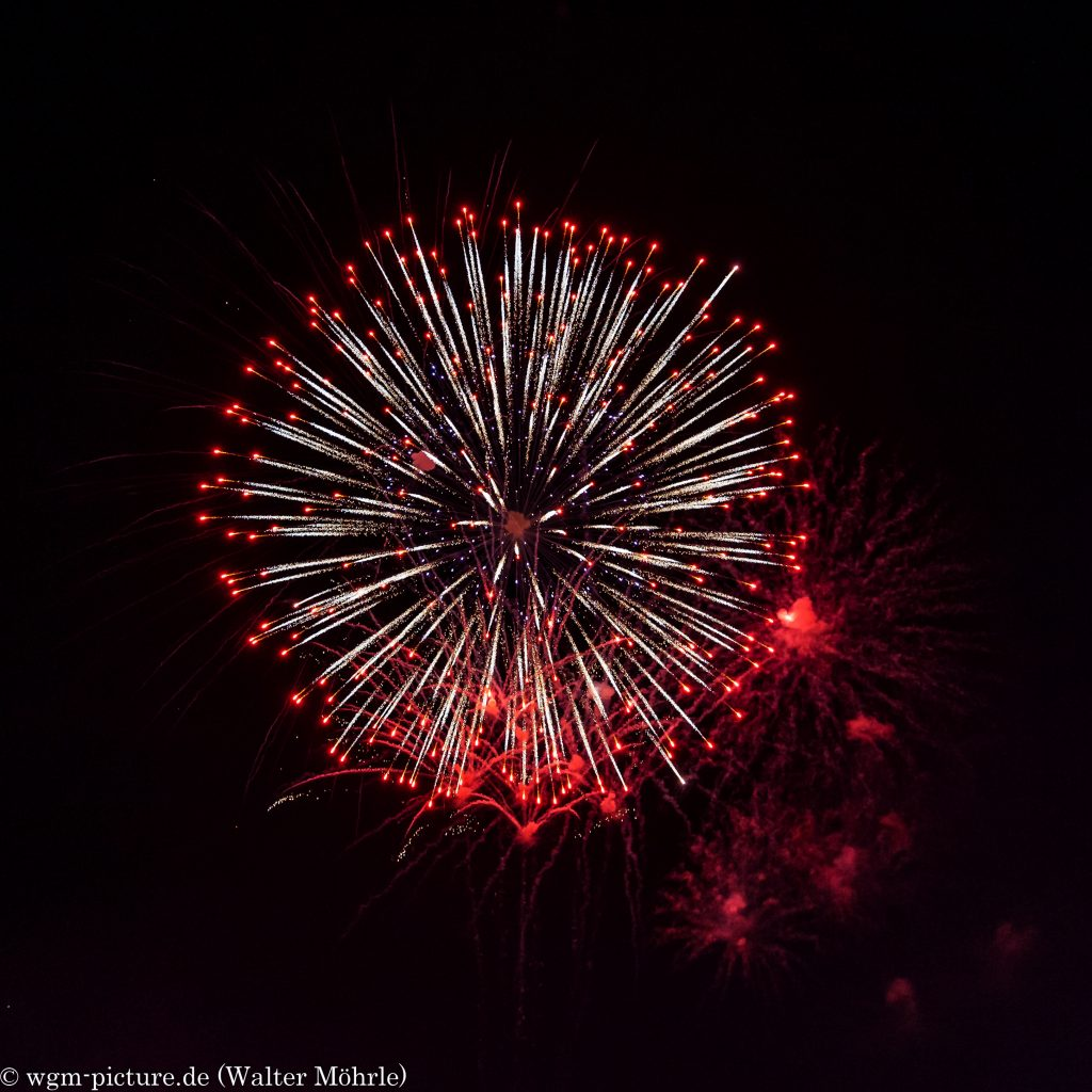 Feuerwerk am Karlsfelder See 3