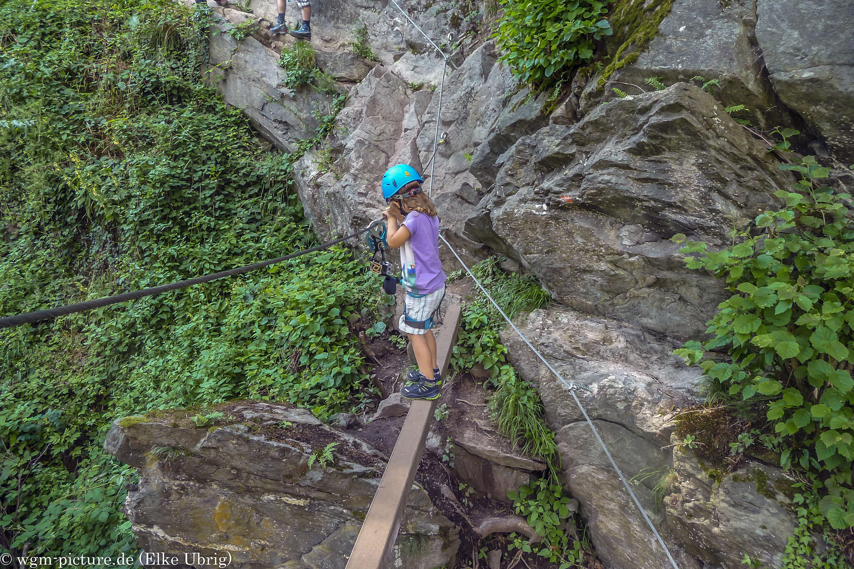 Klettersteigset Funktionsweise : Kinderklettersteig wgm picture