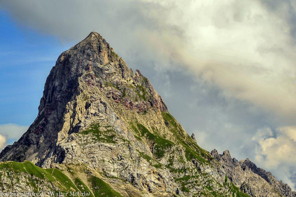 Das Montafoner Matterhorn Zimba (2643)