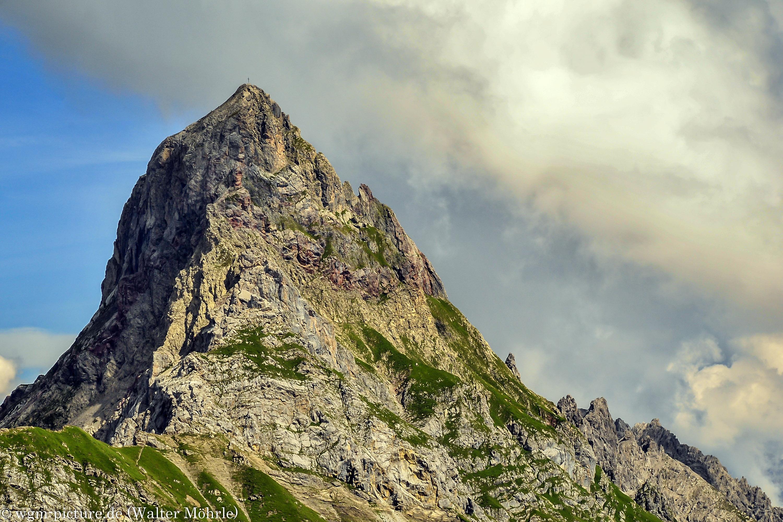 Klettersteig Saulakopf : Saulakopf wgm picture