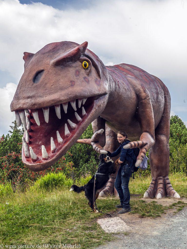 In den Fängen von T-Rex